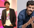 Protagonista da nova novela das 18h da Globo, 'Tempo de amar', Bruno Cabrerizo foi apresentador do programa 'Salsa rosa', na Itália, no início da carreira na TV, em 2010 | Reproduções de internet