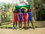 Em Cuba, luta olímpica brasileira disputa torneio Granma y Cerro Pelado