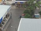 Fortaleza volta a registrar chuva e pontos de alagamentos nesta sexta
