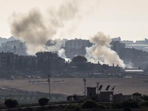 ataque israel gaza (Foto: AFP)
