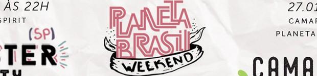 Weekend Planeta Brasil: mais música, arte e diversidade (Weekend Planeta Brasil: mais música, arte e diversidade (editar título))