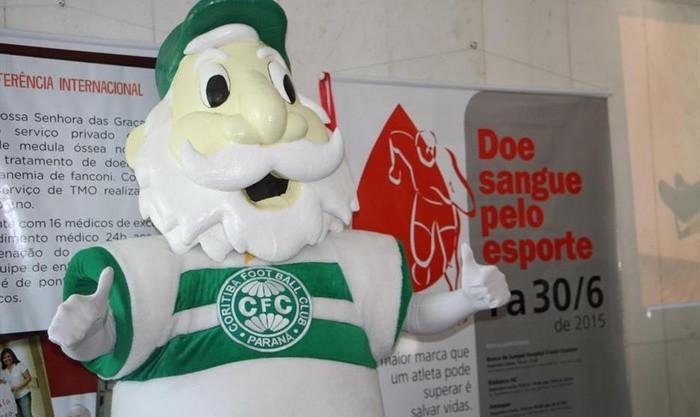 Blog Torcida Coritiba - Campanha Doe Sangue pelo Esporte