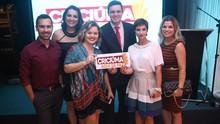 RBS TV lança movimento  'Criciúma, aqui se faz' (Maykol Cardoso/Divulgação)