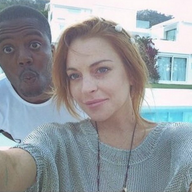 A atriz Lindsay Lohan. (Foto: Instagram)
