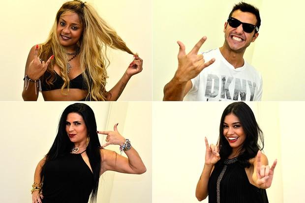 Dia do Rock  (Foto: RobertoTeixeira / Ego)
