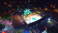 Festival dos Botos: Cor de Rosa e Tucuxi dão show de criatividade