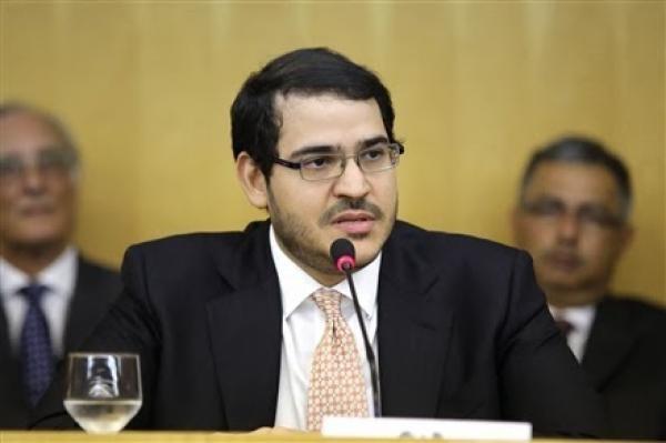 Jorge Rodrigo Araújo Messias, mais conhecido como Bessias  (Foto: Divulgação/APBC)