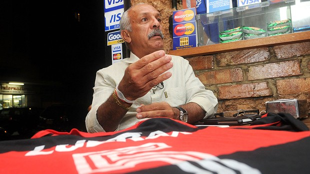 Junior, Flamengo (Foto: André Durão / Globoesporte.com)