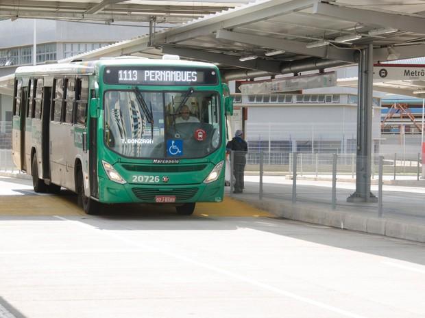 Integração entre ônibus e metrô tem novas 24 linhas (Foto: Daniele Rodrigues/Sedur)