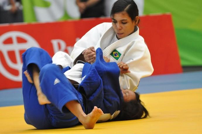 Jessica Pereira judô (Foto: Divulgação/CBJ)