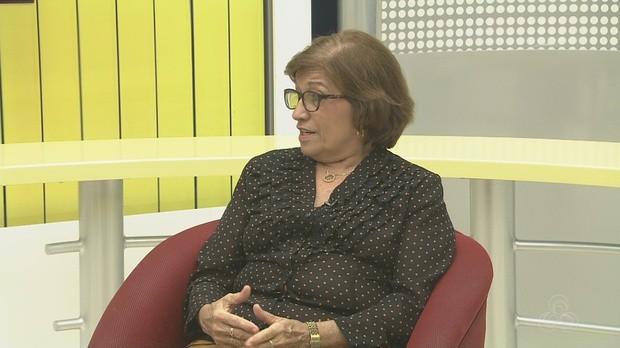Ana Lúcia de Oliveira, endocrinopediatra, sua saúde em dia, bom dia amazônia, amapá (Foto: Bom Dia Amazônia)