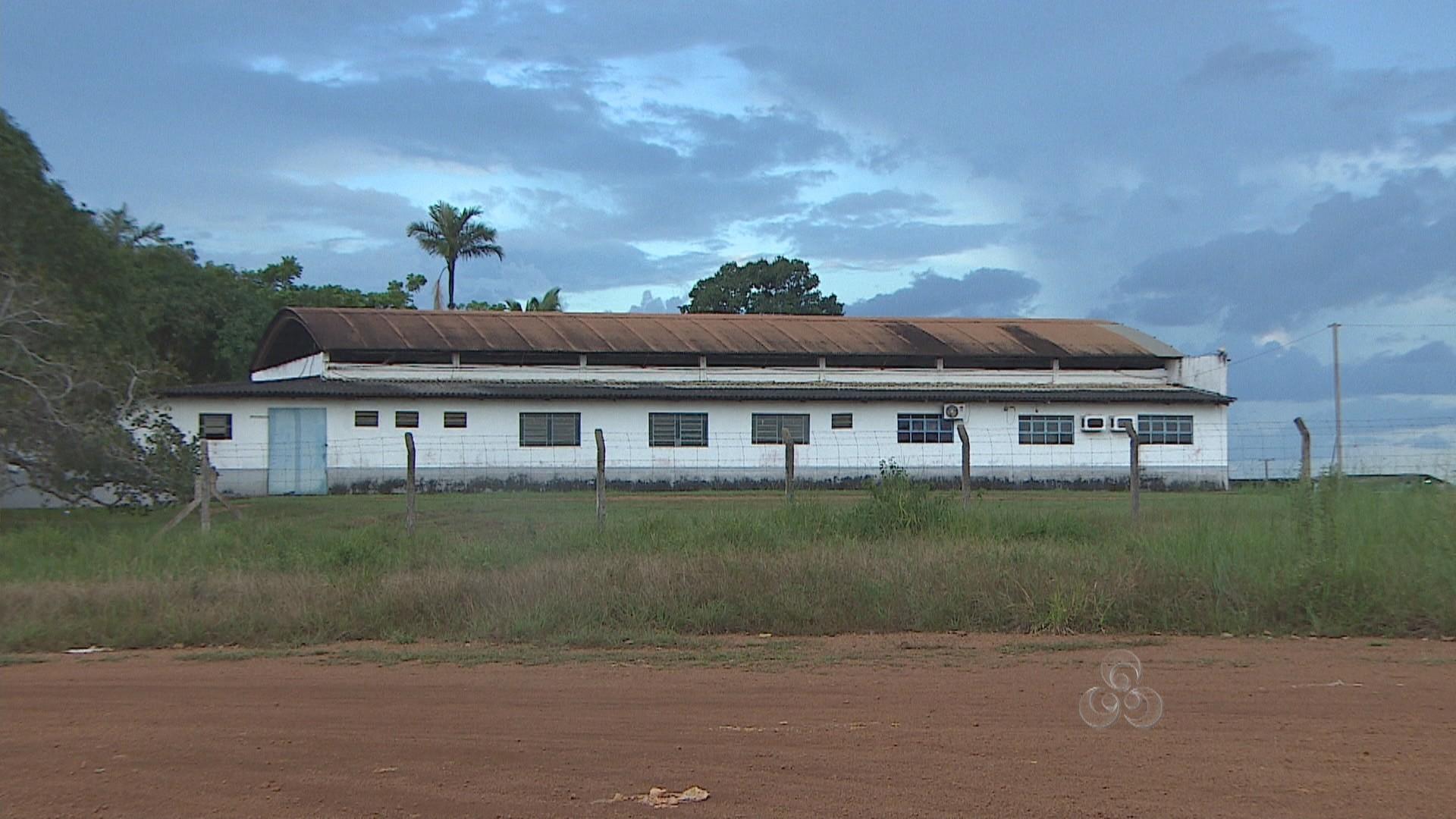 Quando pronto o espaço sediará eventos realizados em Porto Velho (Foto: Amazônia TV)
