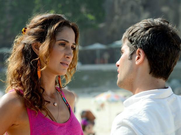 Murilo e Regina (Foto: Ellen Soares /Gshow)