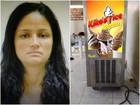 Mulher é presa por receptação em Boa Vista; 'pegou máquina de sorvete'