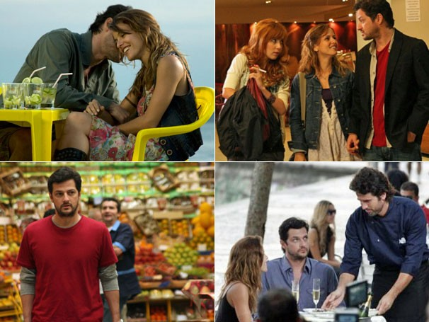 O longa reúne grande atores, como Marcelo Serrado, Fernanda de Freitas, Marjorie Estiano e Eriberto Leão (Foto: Divulgação)