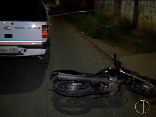 moto (Foto: Reprodução/ Inter TV)
