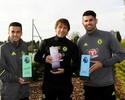 Chelsea guloso: Conte, Diego Costa e Pedro são os melhores de novembro