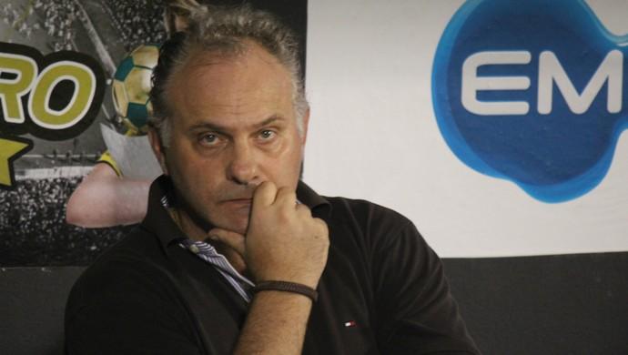 Toninho Cecílio, técnico do ABC (Foto: Diego Simonetti/Blog do Major)