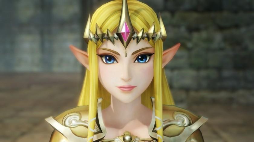 Princesa Zelda (Foto: Divulgao)