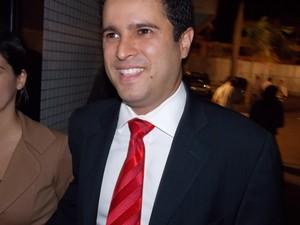 Edivaldo Holanda Jr. quer conversar sobre a cidade com os demais candidatos (Foto: Igor Almeida)