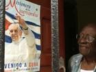 Papa chegará a Cuba visto como 'herói' de aproximação com EUA