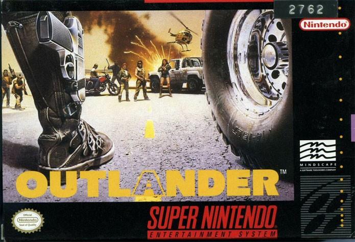 Outlander (Foto: Reprodução/Museum of Videogaming)