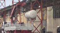 Equipamentos para queima de gás tóxico chega à Baixada Santista