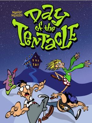'Day of the Tentacle', um dos jogos mais populares da LucasArts (Foto: Divulgação/LucasArts)