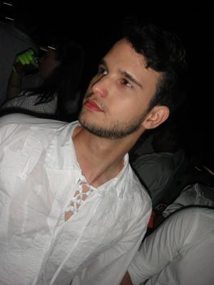 Ricck Lopes, o criador de Gina Indelicada (Foto: Arquivo pessoal)