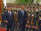 Obama e Xi divergem sobre protestos por democracia em Hong Kong