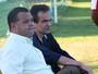 A terça do Galo: Elizeu vê treino, Índio discute com torcedor e Vica analítico