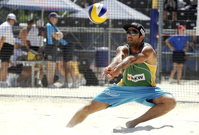 Pedro Solberg também estará no torneio realizado na Flórida (Foto: Denis Ferreira Netto/CBV)