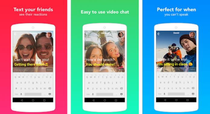 Livetext é novo app de mensagens instantâneas do Yahoo (Foto: Reprodução/Google Play)