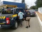 PRF prende suspeito de pirataria em São Paulo e contrabando em Alagoas