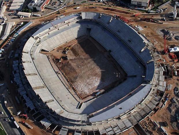 Arena das Dunas - 3 de junho de 2013 (Foto: Canindé Soares)