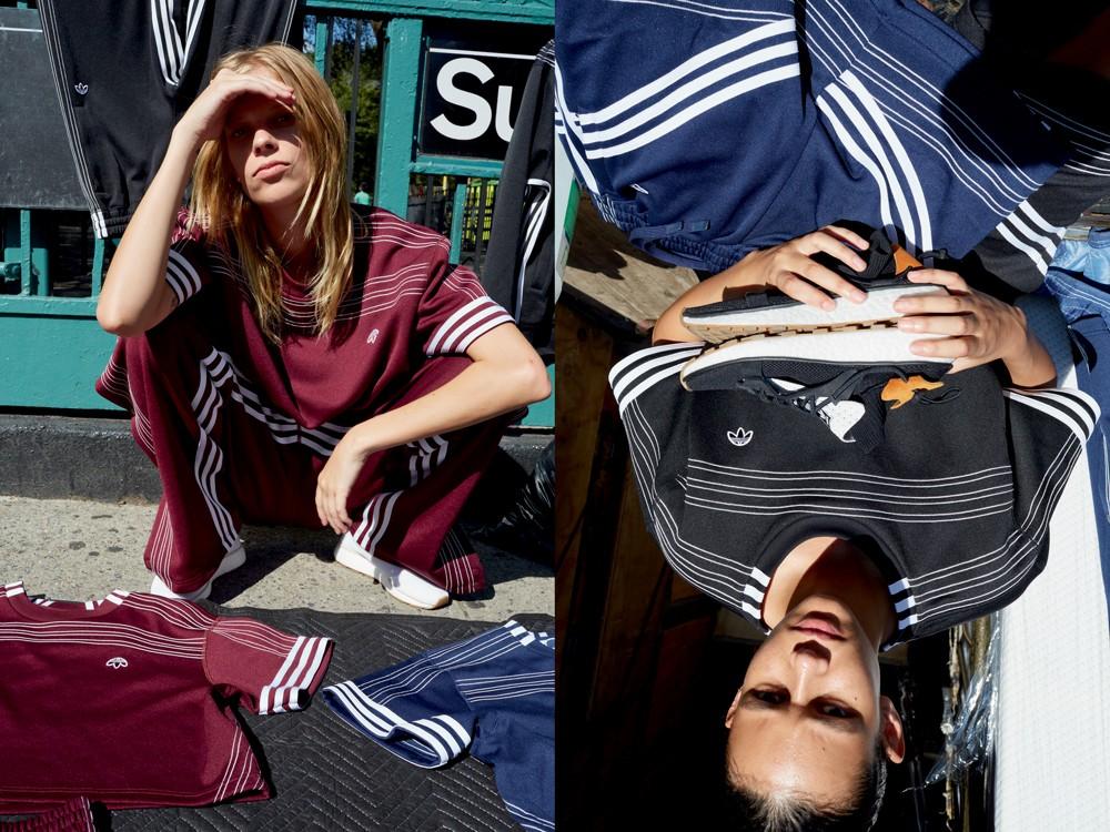 Adidas Originals x Alexander Wang: a segunda coleção  (Foto: Divulgação)