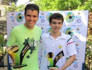 Renato Rodrigues, atleta paraibano de squash, paraíba (Foto: divulgação)
