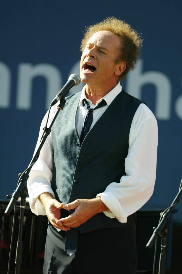 O cantor Art Garfunkel (Foto: Getty Images)