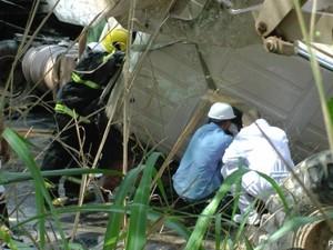 Acidente deixou dois mortos em Arcos (Foto: Jaime Pedrosa/Portal de Arcos)
