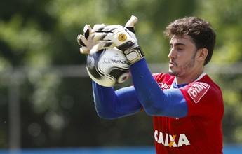 """Mano anuncia que Rafael será o titular no domingo: """"Nós confiamos nele"""""""