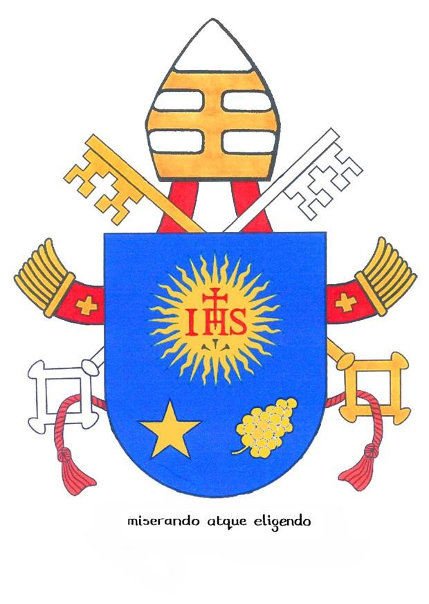 Resultado de imagem para brasao vaticano