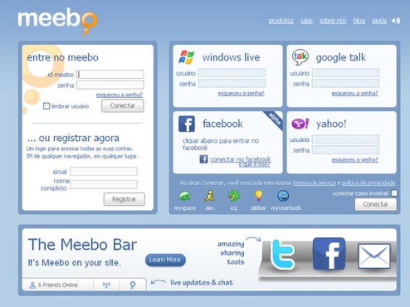 11 meebo com: