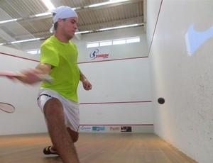 Renato Rodrigues, Seletiva Nordeste de Squash, Paraíba, João Pessoa (Foto: divulgação)