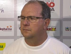 Marcelo Vilar, Botafogo-PB (Foto: Reprodução / TV Cabo Branco)