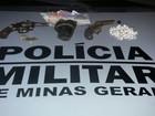 Quatro pessoas são detidas por tráfico de drogas em Montes Claros