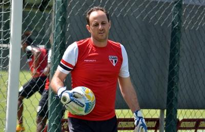 Rogério Ceni São Paulo (Foto: Site oficial do SPFC)