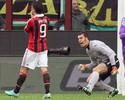 Ameaçado, Allegri absolve Pato, mas critica atuação do Milan: 'Inaceitável'