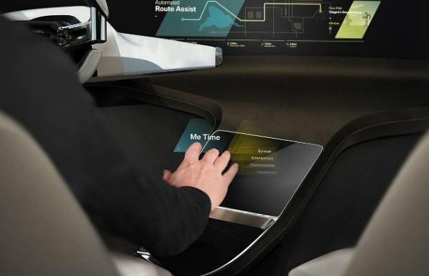 HoloActive Touch, da BMW (Foto: Divulgação)