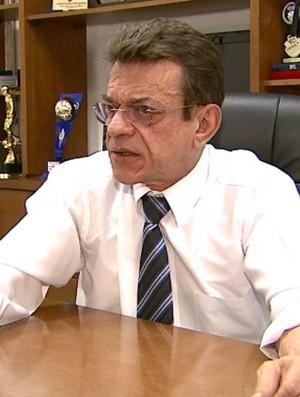 Nelson Lacerda, presidente do Comercial (Foto: Reprodução EPTV)