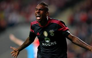 Talisca Benfica Braga (Foto: Reuters)